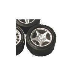 4 x ruedas BBS neumaticos 19 x9
