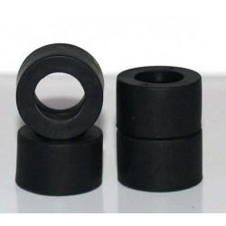 4 X Neumaticos F1 - 20 x 12.5mm.