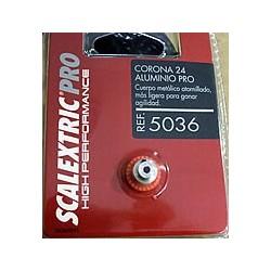 Ref. 5036- Corona aluminio 24z