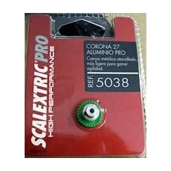 Ref. 5038- Corona de aluminio 27z