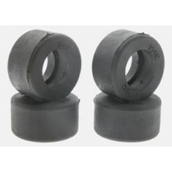 Neumatico goma 25x12mm