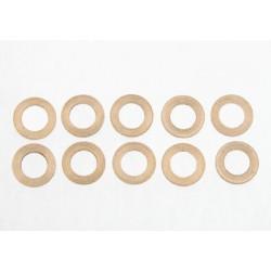 Separadores de 0.5mm. para eje de guia