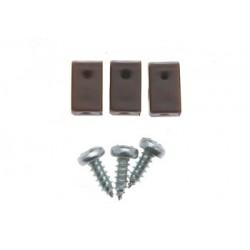 Casquillos y tornillos para suspension Motor NSR