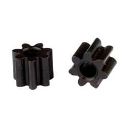 2 x Piñon acero 7z -5.5mm.