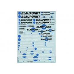 Calca DMC Sponsors Blaupunkt 18x15cm.