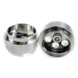 Llanta de aluminio 16.5x10mm.