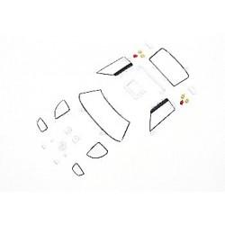Despìece carroceria GT40