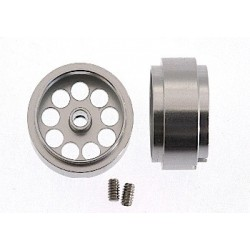 2x Llanta de aluminio 16.2x10