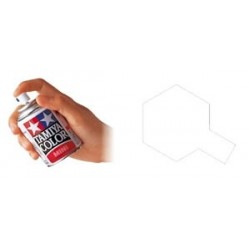 Pintura spray esmalte blanco puro