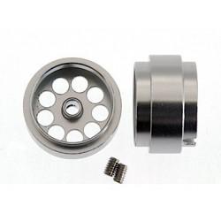 Llanta aluminio 15.8x10mm.