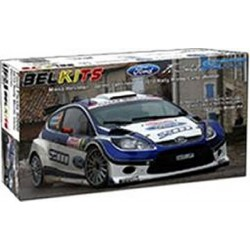Kit Ford Fiesta S2000 1/24
