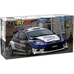 Kit Ford Fiesta S2000 1/24