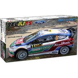 Kit Ford Fiesta WRC 1/24