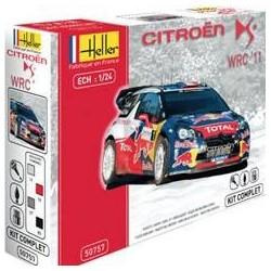 Kit Citroën DS3 WRC 1/24