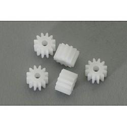 Piñon 12d nylon Diametro 7mm