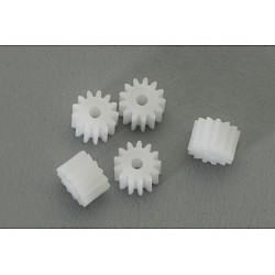 5 x Piñon 13d nylon Diametro 7.5mm
