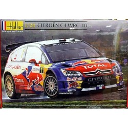 Kit 1/24 Citroën C4  WRC´10