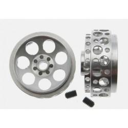 2 x Llanta aluminio 14.8x8.5mm Monza-2