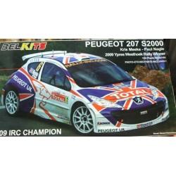 Peugeot 207 S2000 2009