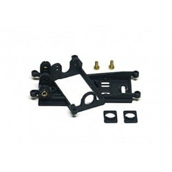 Soporte motor Anglewinder Offset 0.5mm Evo 6 Hard