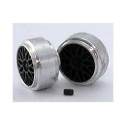 Ref. SIPA18-Als- 2 x Llantas de aluminio 17 x 8