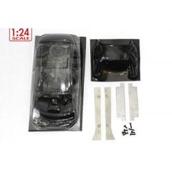 Contrapeso Carrocería SWRC para Ford Fiesta WRC y S2000 Belkits + Interior y Cristales en Lexan
