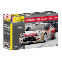 Kit 1/24 Citroen DS3 WRC 2013