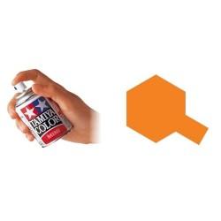 Pintura spray esmalte naranja brillante TS56