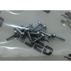 10  x Tornillo especial plastico M1.8
