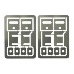 Separadores metalicos 0.1mm
