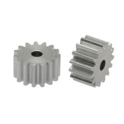 Piñon 15z aluminio M50