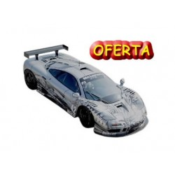 Mc Laren F1 GTR- Art Car Vintage