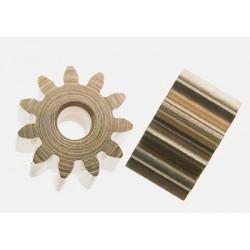 Ref. Si-PI67110- 2 x Piñon de 12z diametro 6.5mm