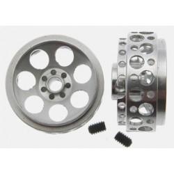 2x Llanta aluminio 17.5x8.5mm Monza-2