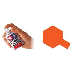Pintura spray esmalte naranja TS31