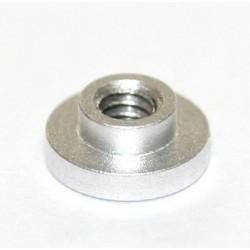 Casquillo limitador 1mm M2 color plata