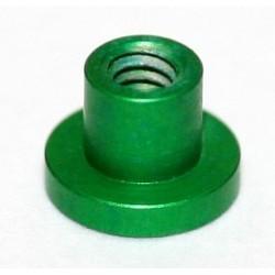 Casquillo limitador 2.5mm M2 color verde