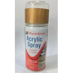 Spray metalizado Laton