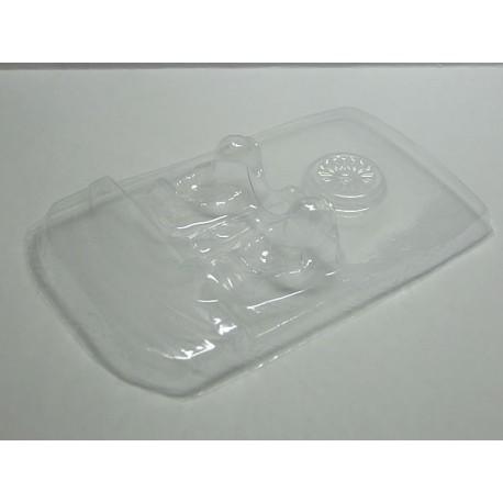 Lexan transparente light rally 1/32 universal TT3091