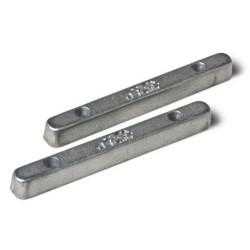 2 x Contrapeso metalico 4gr.