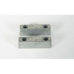 2 x Contrapeso metalico 1.5gr