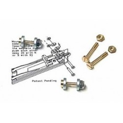 Kit suspension magnetica