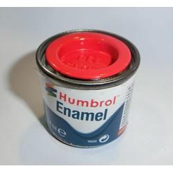 Pintura Emanel rojo brillante