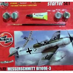 Messerschmitt Bf109E-3 1/72