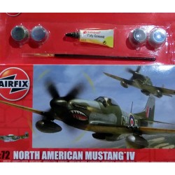 North American Mustang IV