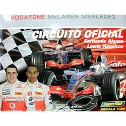 Circuito Vodafone Mc Laren Mercedes