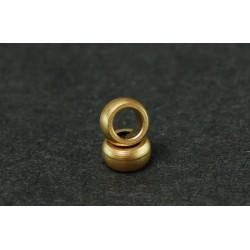 Cojinete esferico bronce autolubricado