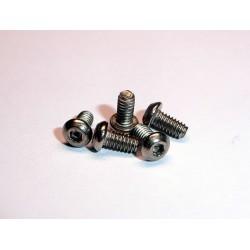 5 x tornillos allen titanio fijacion motor