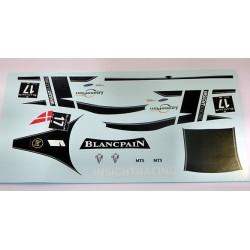 Calca GT3 Italia White