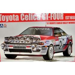 Toyota Celica GT-Four Rally Montecarlo ´91